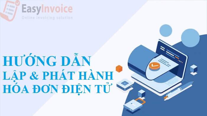 huong dan lap va phat hanh hoa don dien tu