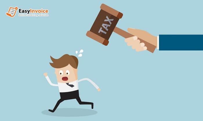 xử phạt khi nộp chậm thuế thu nhập doanh nghiệp