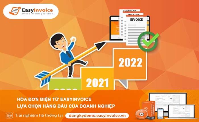 EasyInvoice - Dịch vụ hóa đơn điện tử hàng đầu của doanh nghiệp